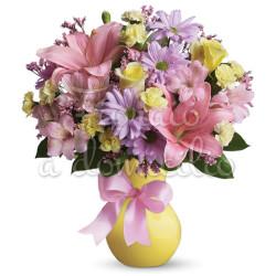 bouquet_rose_gigli_alstromeria_margherite_garofani