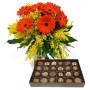 bouquet--di-gerbere-scatola-cioccolatini