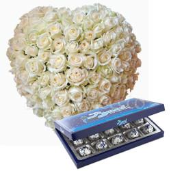 cuore-di-100-rose-bianche-baci-perugina